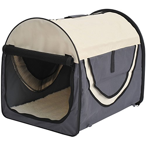 Outsunny borsa trasportino pieghevole per cani e animali for Amazon trasportini per cani