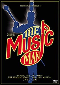Meredith Willson's The Music Man (TV Film) [Import USA Zone 1] [Import USA Zone 1]