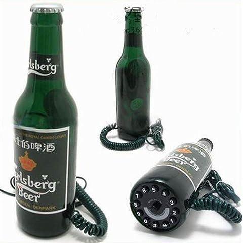 Ultra-personalizzato moda creativa birra bottiglia telefono telefono telefono birra bottiglia birra Jiashi Bo Baiwei , 2#