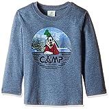 Fox Baby Boys' T-Shirt (627509110724_Petrol Melange_24)