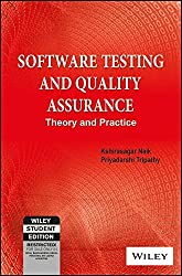 Software Testing And Quality Assurance: Theory And Practice by Kshirasagar Naik (2010-06-10)