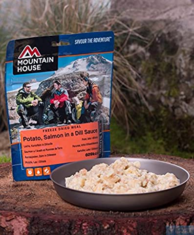 Mountain House Meal And Hand Wipes