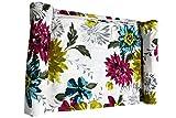Frabjous Flower Printed Polycotton Doubl...