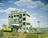 Walthers Cornerstone 933-3026 - Getreidemühle Wing Milling Company, Fahrzeug, rot