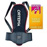 Ortho-MAX Light: Leichter & Verstellbarer Unisex Rückenprotektor für Ski/Snowboard | Bike | Water...