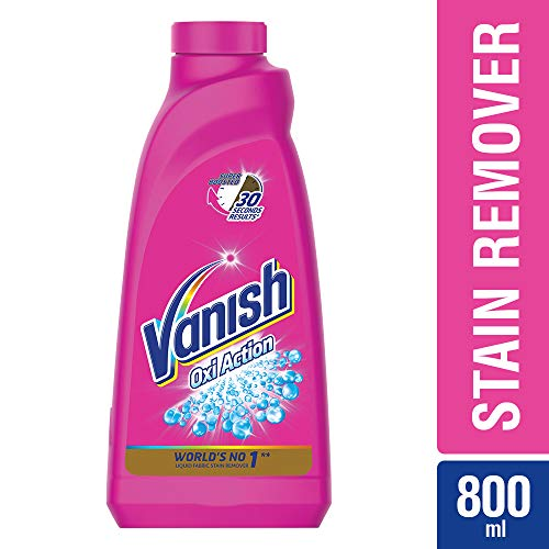 Vanish Oxi Action Stain Remover Washing Liquid - 800 ml
