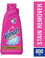Vanish Oxi Action Stain Remover Washing Liquid - 800 ml
