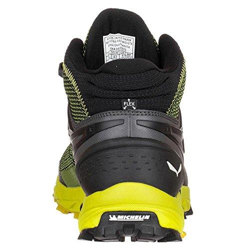 51IkeX9VLsL. SS500  - Salewa Men's Ms Ultra Flex Mid GTX High Rise Hiking Boots