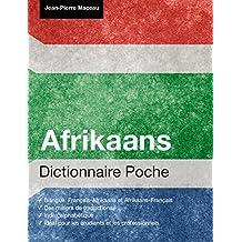 Dictionnaire Poche Afrikaans