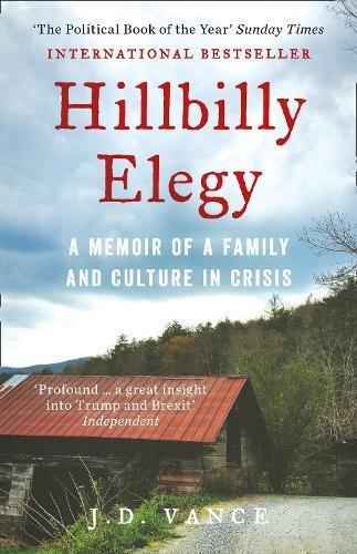 Buchseite und Rezensionen zu 'Hillbilly Elegy: A Memoir of a Family and Culture in Crisis' von J. D. Vance