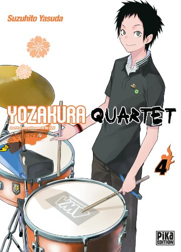 Yozakura Quartet Vol.4