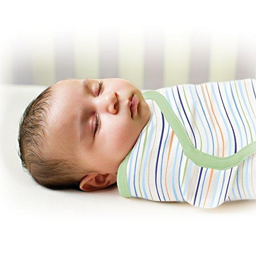 Sommer-Baby SwaddleMe-Anzug, Baumwolle