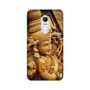 Yashas Lenovo Vibe X3 Designer Printed Case & Covers Premium Quality (Lenovo Vibe X3 Back Cover) - Lord Krishna