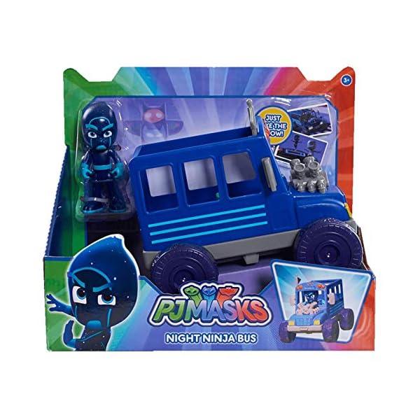 PJ Masks Vehicle & Figure - Night Ninja (2019) 1