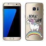 Best TV Anker - Cover per Samsung Galaxy S7 Edge, Silicone, Born Review