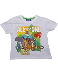 LION GUARD Boys Pride All For One Short Sleeve T Shirt by BestTrend