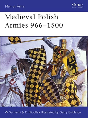 Medieval Polish Armies 966-1500 Cover Image