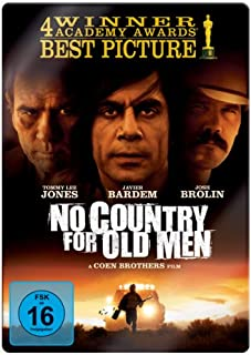 No Country For Old Men (limited Steelbook Edition)