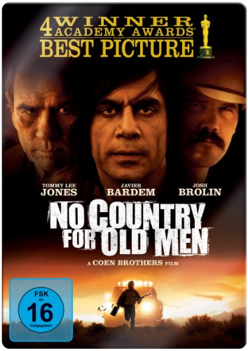 Bild von No Country For Old Men (limited Steelbook Edition)