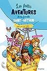 Les folles aventures de la famille Saint-Arthur, tome 7 : Vive la culture ! par Delrieu