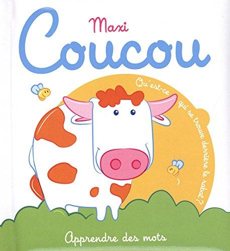 Maxi coucou: Apprendre des mots