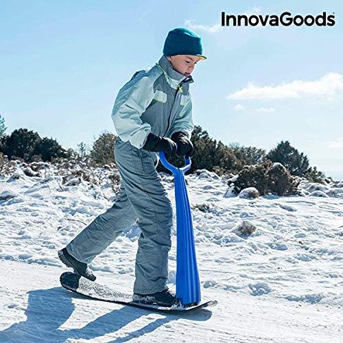 Innovagoods–monopattino per bambini neve, igs ig115946)
