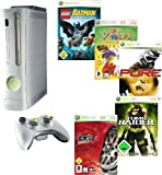 XBOX 360 Konsole Elite 120GB MEGA-Bundle incl. 5 Games