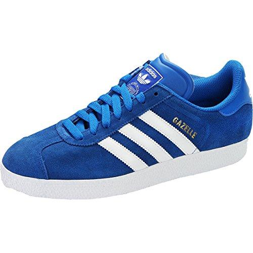Adidas originals chaussures gazelle 2 hommes loisirs Bleu - Bleu