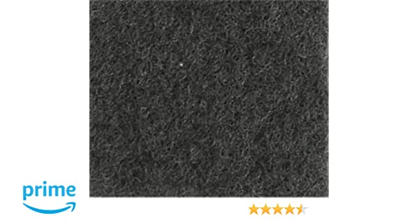 Phonocar 04362 Adesivo Tappeto Moquette Liscio Colore Grigio 140 x 70 cm