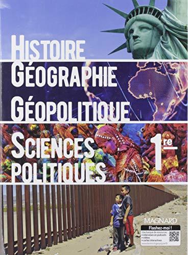 Histoire-Géographie Géopolitique Sciences politiques 1re