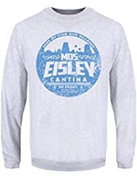 Grindstore Men's Mos Eisley Cantina Sweater Grey