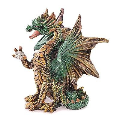Nemesis Now Icefyre Dragon Figurine (9cm)
