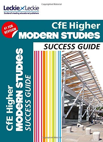 CFE Higher Modern Studies Success Guide High-school-lehrplan