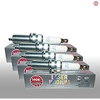 4 x NGK Bujía 3588 Laser Iridium