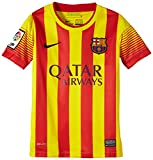 Nike Trikot FC Barcelona Away Replica - Camiseta, color multicolor, talla L
