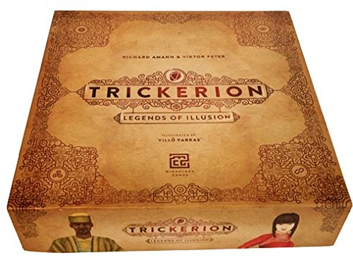 Trickerion Expansion