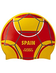 Funky Trunks La Furia World Cup Soccer Silicone Cap