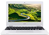 Acer Chromebook 11 CB3-131-C1CA NX.G85EG.001 29,5 cm (11,6 Zoll HD matt) (Intel Celeron N2840, 2GB RAM, 16GB eMMC, Intel HD Graphics, Google Chrome OS) weiß
