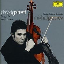 Tschaikowsky: Violinkonzert op. 35, Jules Conus, Violinkonzert