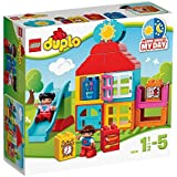 LEGO Duplo - Mi primera casa de juegos, multicolor (10616)