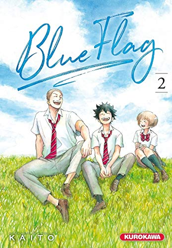 Blue Flag Edition simple Tome 2