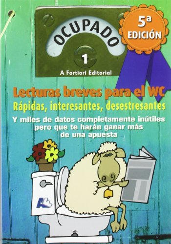 Ocupado 1: lecturas breves para el WC
