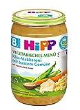 HiPP Käse-Makkaroni mit buntem Gemüse, 6er Pack (6 x 220 g)