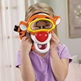 Fisher Price My Friends Tigger and Pooh Electronic Toy Gadget with Sounds - Tigger Talker with Tigger Funny Phrases