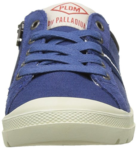 PLDM by Palladium Unisex-Kinder Fiby Cvs Flach Bleu (Bluette)
