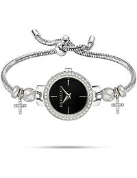 DROPS Morellato Bracelet sertie de perles et de cristaux R0153122555