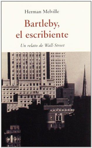 BARTLEBY EL ESCRIBIENTE CEN.29 Cover Image