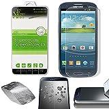 Xtra-Funky Série Samsung Galaxy S3 Très Mince 0.26mm Protecteur d'écran en Verre Trempé et Résistant aux Rayures - Tempered Glass