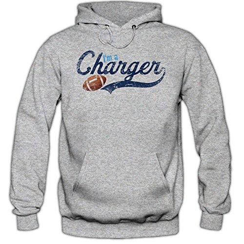 I'm a Charger #1 Hoodie |Herren | Super Bowl | Play gebraucht kaufen  Wird an jeden Ort in Deutschland