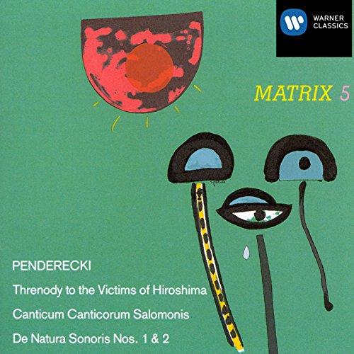 Threnody to the Victims of Hiroshima (1959 - 61) (1994 Remastered Version)
